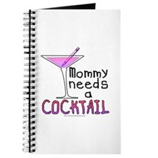 Mommy needs a COCKTAIL Journal