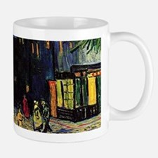 Van Gogh, Cafe Terrace at Night Mugs