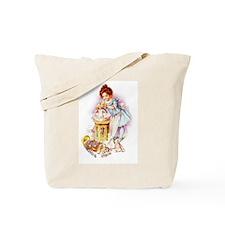 Maud Humphrey - Bath Time Tote Bag