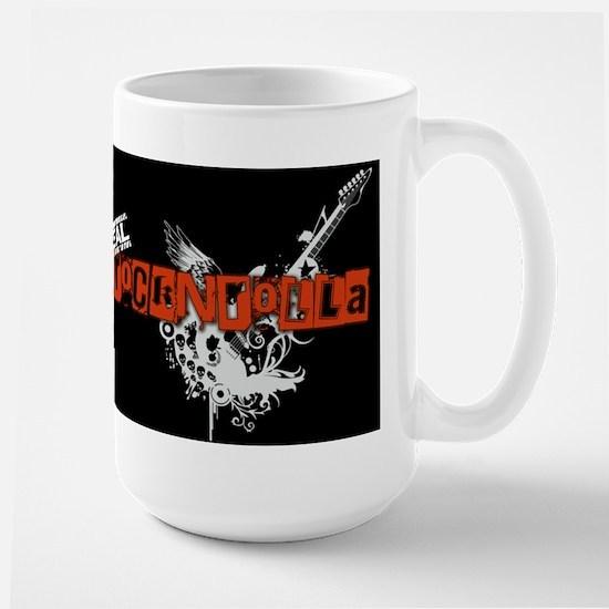 Real RocknRolla Logo Mugs