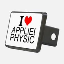 I Love Applied Physics Hitch Cover