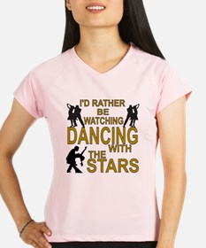 Keep Rather Be Dancing Wit Performance Dry T-Shirt