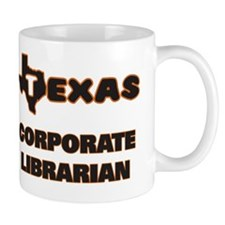 Texas Corporate Librarian Mug