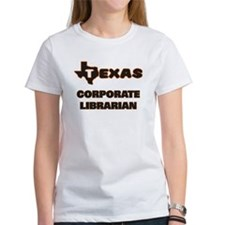 Texas Corporate Librarian T-Shirt