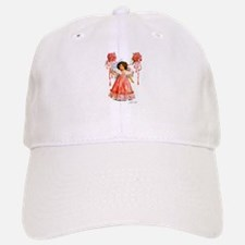 Maud Humphrey - Pink Lady Baseball Baseball Cap