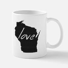 Love Wisconsin Mug
