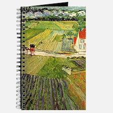 Unique Oil painting Journal