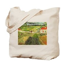 Cute Impressionism Tote Bag