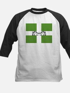 Green GFC Flag Baseball Jersey
