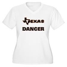 Texas Dancer Plus Size T-Shirt