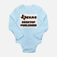 Texas Desktop Publisher Body Suit