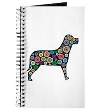 dog flower Journal