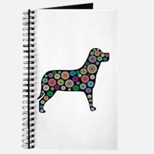 dog flower Journal