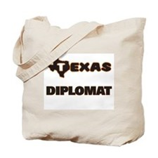 Texas Diplomat Tote Bag