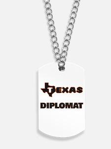 Texas Diplomat Dog Tags