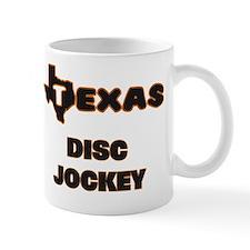 Texas Disc Jockey Mug