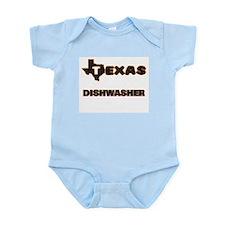 Texas Dishwasher Body Suit