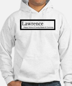 Lawrence Candy Asses & Commies Hoodie