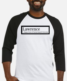 Lawrence Candy Asses & Commies Baseball Jersey