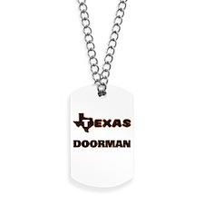 Texas Doorman Dog Tags