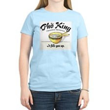 It Fills You Up Pho King Women's Pink T-Shirt