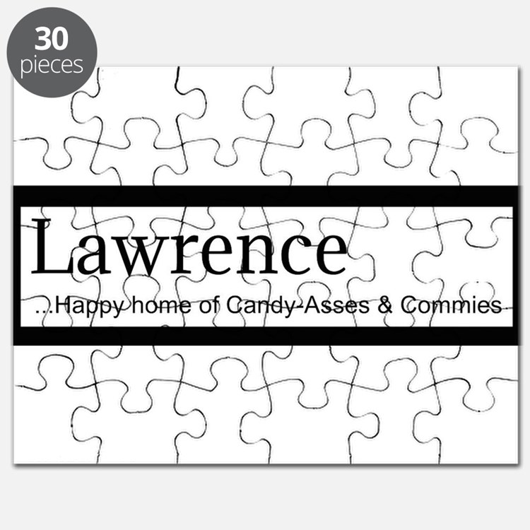 Lawrence Candy Asses & Commies Puzzle