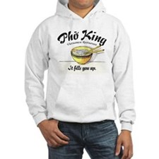 It Fills You Up Pho King Hoodie