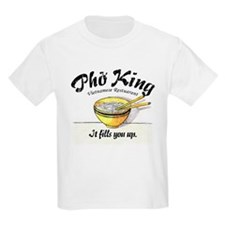 It Fills You Up Pho King Kids T-Shirt