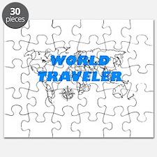 World Traveler Puzzle