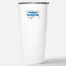 World Traveler Travel Mug