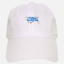 World Traveler Baseball Baseball Baseball Cap