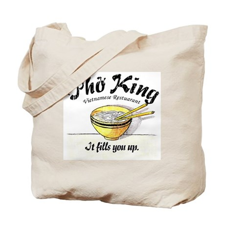 It Fills You Up Pho King Tote Bag