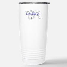 Wanderlust Travel Mug