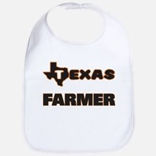 Texas Farmer Bib