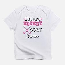 Future Field Hockey Star Infant T-Shirt