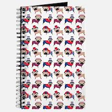 Patriotic Pugs Journal