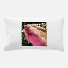 Chipmunk close-up Pillow Case