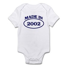 Made in 2002 Infant Bodysuit
