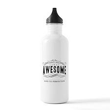 Birthday Born 1975 Awe Water Bottle