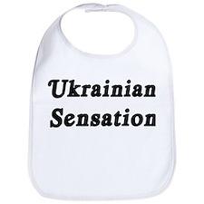 Ukrainian Sensation Bib