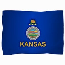 Kansas (v15) Pillow Sham