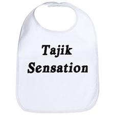 Tajik Sensation Bib
