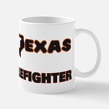 Cute Texas firefighter Mug