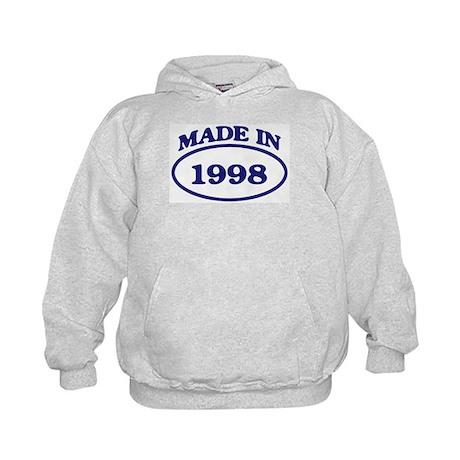 Made in 1998 Kids Hoodie