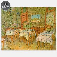 Van Gogh Interior of a Restaurant Puzzle
