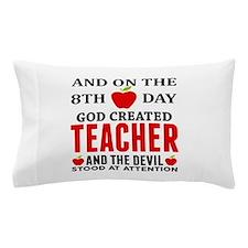 Proud Teacher Pillow Case