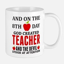 Proud Teacher Mugs