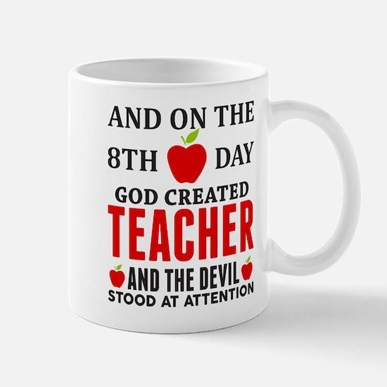 Proud Teacher Mugs