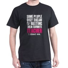 Proud Teacher Mom T-Shirt