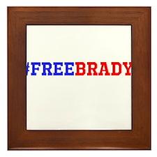 #FREEBRADY Framed Tile